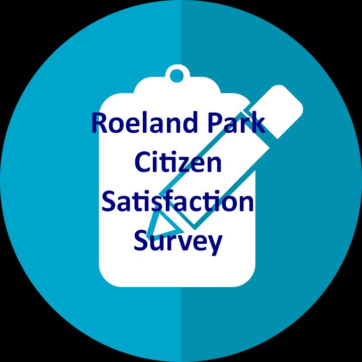 Citizen Survey with graphic